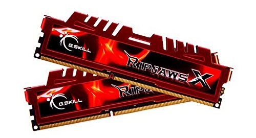 G.SKILL Ripjaws X Series 16GB (2 x 8GB) 240-Pin DDR3 SDRAM 2133 (PC3 17000) Desktop Memory Model F3-2133C11D-16GXL