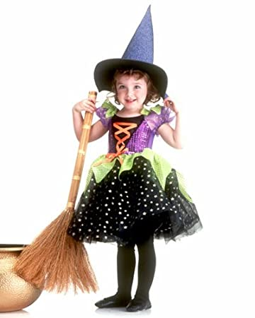 Infant or Toddler Witch Costume  sc 1 st  Amazon.com & Amazon.com: Infant or Toddler Witch Costume: Baby