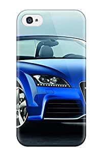 High-end Case Cover Protector For Iphone 4/4s(2012 Audi Tt Rs)