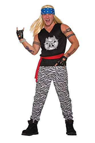 Forum Novelties Adults Mens Grunge Rocker Rock Star Lead Singer Costume