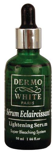 Dermo White Lightening Serum Super Bleaching System 1.66 Oz. (50 ml)