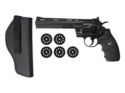 Colt Python .357 CO2 BB Revolver Kit air pistol