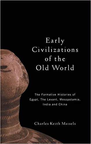 Early Civilizations of the Old World: The Formative Histories of Egypt, The Levant, Mesopotamia, India and China