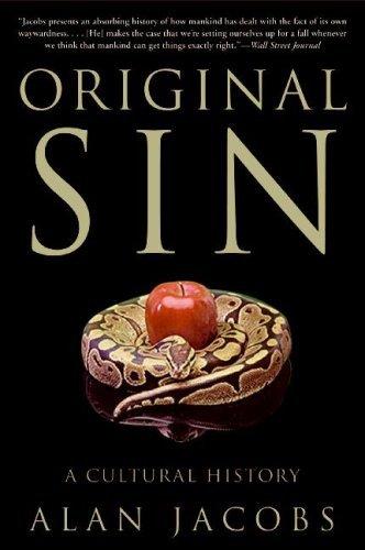 Original Sin: A Cultural History cover
