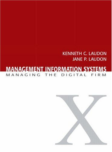 Management Information Systems: Managing the Digital Firm & Multimedia Student CD Package (10th Edition)
