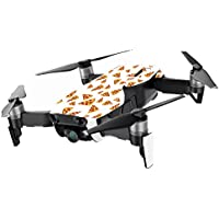 MightySkins Skin for DJI Mavic Air Drone - Body By Pizza | Min Coverage Protective, Durable, and Unique Vinyl Decal wrap cover | Easy To Apply, Remove, and Change Styles | Made in the USA