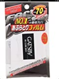 [Gatsby] Powdered Oil Clear Paper Tripple Absorbtion / 70 Sheets. By Gatsby