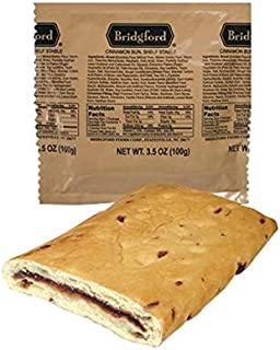 product image for Cinnamon Bun MRE - Breakfast Snack Survival Food Ready to Eat Meals - 3 Pack