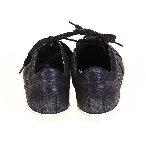 Kennel & Schmenger Damen Sneaker Leder Dunkelblau