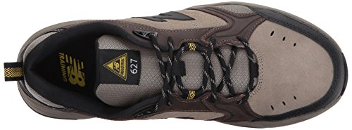 New Balance - Zapatillas de running para hombre, color marrón, talla 44