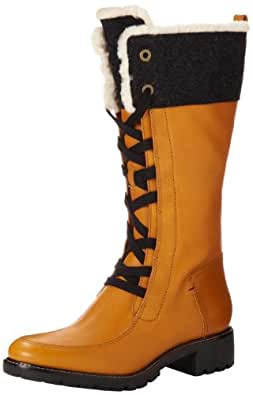 Amazon.com | Cole Haan Women's Henson Tall Snow Boot | Mid