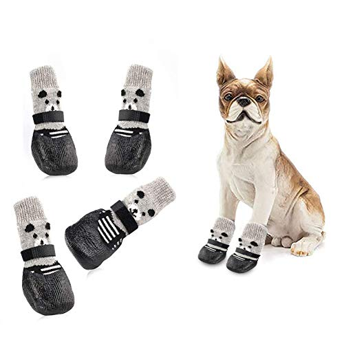 🥇 Toulifly Calcetines para Perros