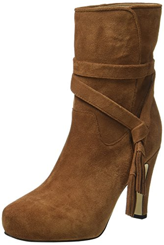 Buffalo London 415-8959 Cow Suede, Botas Para Mujer Marrón (Tan 01)