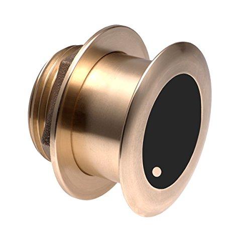 Garmin Bronze Thru-hull Wide Beam Transducer w/Depth & Temp - 0176; Tilt, 8-Pin - Airmar B175HW (56934)