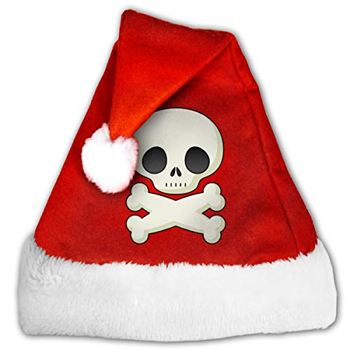 Halloween Skeleton Clipart Cute Christmas Xmas Gift Cap Santa Hat Party for Vacation Pack Top Beanie Set Night Best Fun Decorations Ornaments