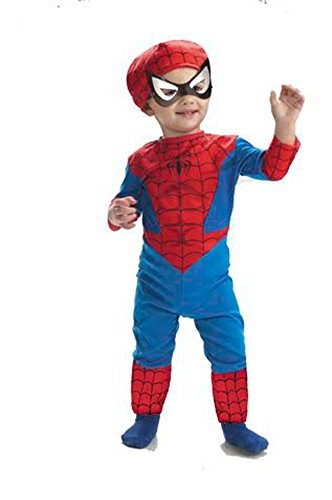 Disguise Spiderman Classic Toddler Costume