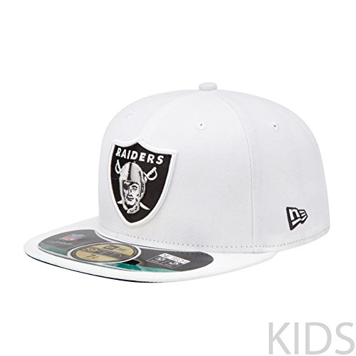 White 59fifty Youth Cap - 6