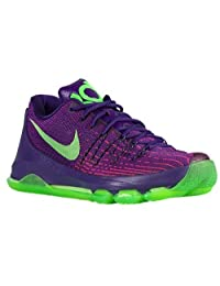 nike KD 8 mens basketball trainers 749375 sneakers shoes (us 12.5, Light/Pastel Purple 535)