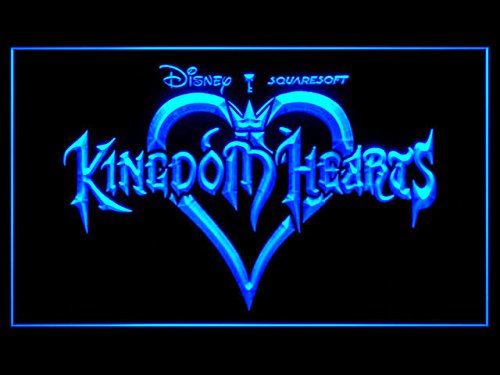Price comparison product image Kingdom Hearts Sora Led Light Sign
