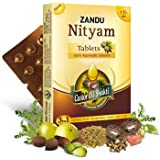 Zandu Nityam Tablet 12 Tablets Pack of 15