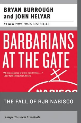 Barbarians at the Gate: The Fall of RJR Nabisco for sale  Delivered anywhere in USA