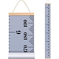 EHZNZIE Baby Height Growth Chart Ruler for Kids, Wall...