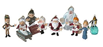Santa Claus is Coming to Town Clip-On Collection