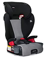 The Midpoint Belt Positioning Booster with Dual Comfort combines moisture wicking fabrics and a unique breathable design to provide your child the comfort they deserve. Two layers of side impact protection shield your child from crash forces....