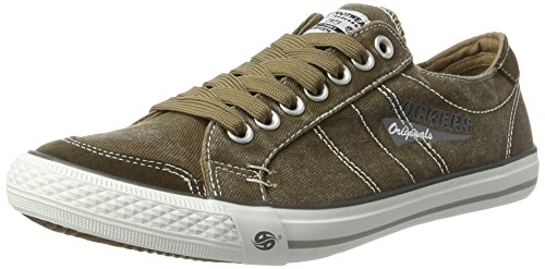 Dockers by Gerli Herren 30st027-790320 Sneakers Braun (Cafe 320)