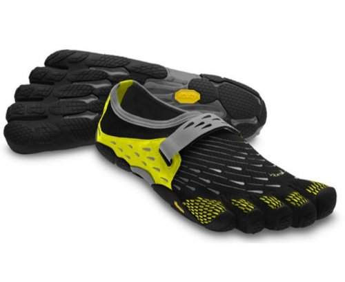 Vibram FiveFingers Seeya Running Shoes - 44 - Black