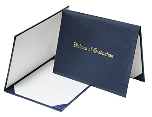Top recommendation for certificate covers navy   Top Rated Products