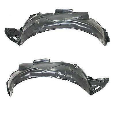 - Parts N Go 2006-2011 Civic Coupe Fender Liner Driver & Passenger Side Left/Right Hand Splash Guard - HO1250106, 74101SVAA00