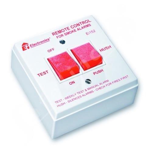 Aico EI152 detector de humos de mando a distancia y Control de silencio: Amazon.es: Bricolaje y herramientas