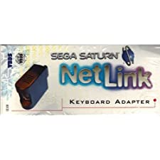 Sega Saturn Netlink Keyboard Adapter