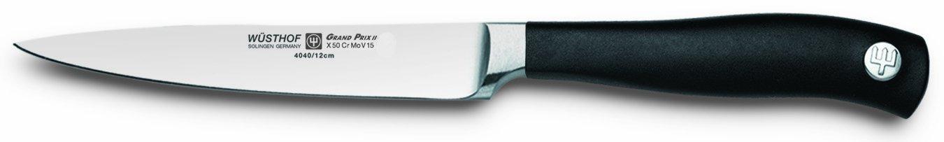 Wusthof Grand Prix II 4-1/2-Inch Utility Knife