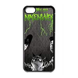 Frankenweenie iPhone 5c Cell Phone Case Black Phone cover SE8574000