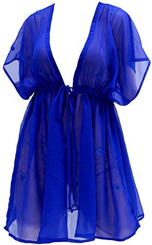 La Leela Frauen Bademode Liege Kleid Designer sundress und