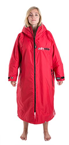 97edc910d2 dryrobe Advance Adult Changing Robe - Long Sleeve Change Poncho Dry ...