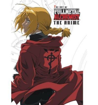 Download The Art of Fullmetal Alchemist, the Anime (Fullmetal Alchemist) (Hardback) - Common pdf