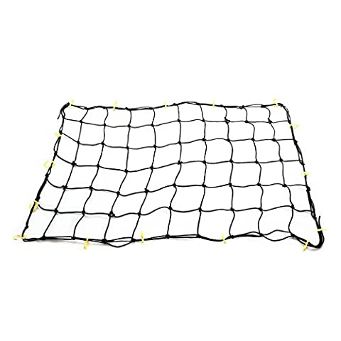 Tooluxe 50969L Premium 36-Inch x 60-Inch Cargo Net with 16 Adjustable Hooks | Stretches to 60-Inch x (On Amazon Premium Dry)