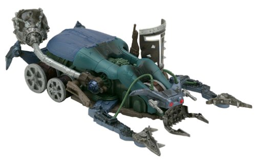 [BASHIN' BEETLE Masters of the Universe HE-MAN Grab 'N Bash Battle Vehicle] (He Man Vehicle)