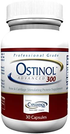 ZyCal Ostinol Advanced 300 Supplement, 30 Count
