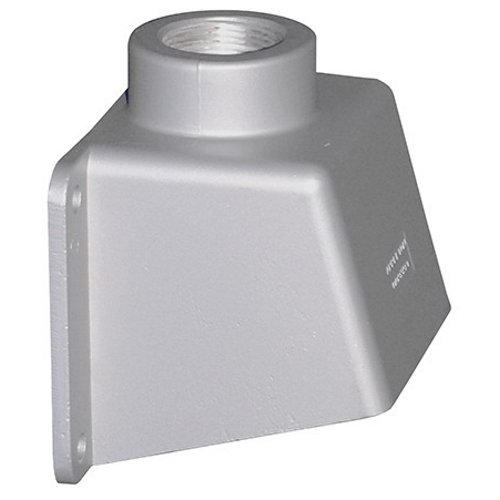 Appleton AEE36 Aluminum Mounting Box for 60 Amp Pin and Sleeve Receptacles Connectors and Plugs, Dead-End, 1