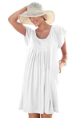 Swim 365 Women's Plus Size Cover-up for swimsuit Swim365