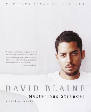 Mysterious Stranger: A Book of Magic