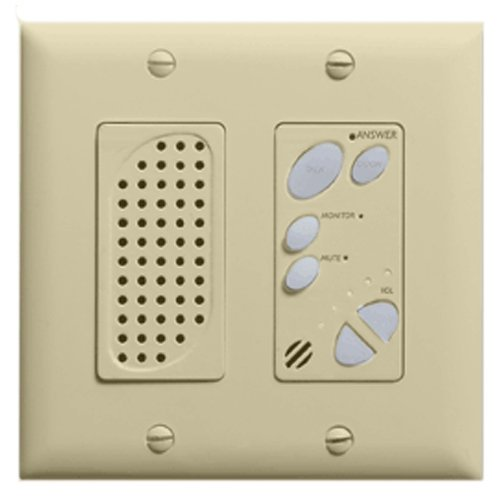 Legrand - On-Q IC1004IV Intercom Room Unit, Indoor, Ivory