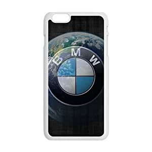 Design Earth BMW sign fashion cell phone case for iPhone 6 plus 6 With High Grade Design L-NE CASE