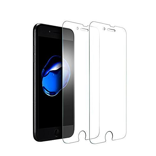 iPhone 7 8 Plus Screen Protector, JOKHANG  0.3mm     Tempere