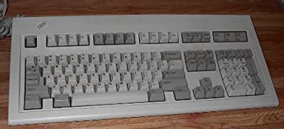 IBM Model M 101-key Keyboard