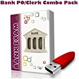 Edutree - Bank PO / Clerk Exam Combo Pack - (In 8GB Pendrive pack) Exam e series (More then 10,000 MCQ's)